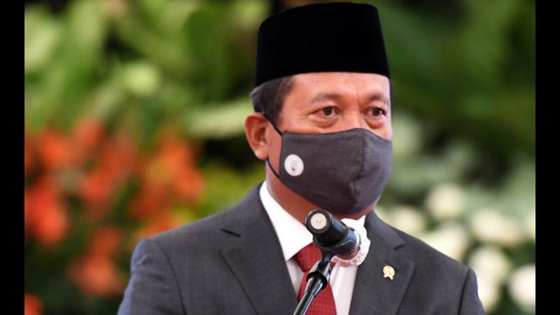 Menteri Sakti Wahyu Trenggono (foto: Setkab)