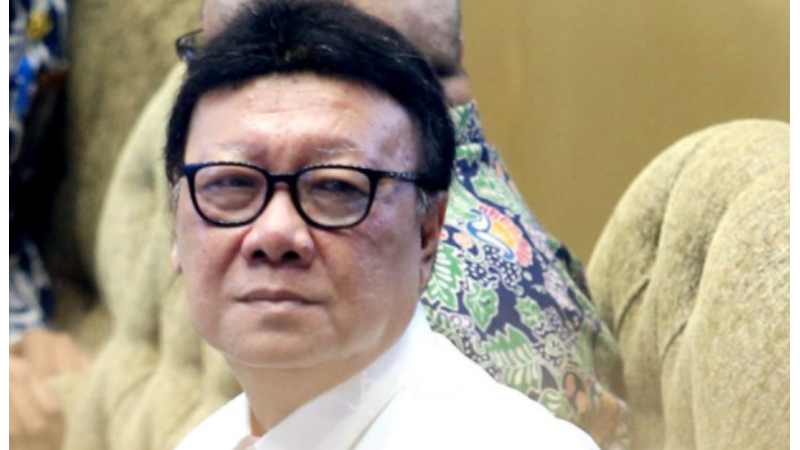 Tjahjo Kumolo Tegas, Ancam PNS dan PPPK jika Nekat Lakukan Ini