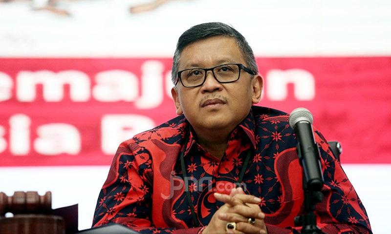 TMII Sah Milik Pemerintah, Ucapan Hasto Kristiyanto Menggelegar! ( foto: JPNN.com)