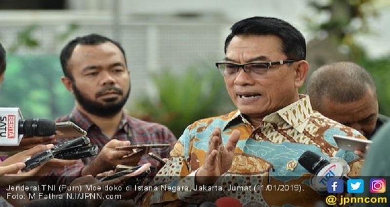 Usai Moeldoko Jadi Ketum, Partainya SBY Bakal Ngeri-Ngeri Sedap (Foto: Jpnn/M Fathra)