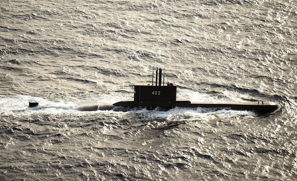KRI Nanggala 402 Tenggelam, Laksamana Muda Bilang Begini...