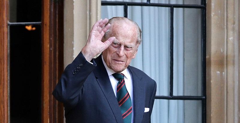 Kondisi Kesehatan Pulih, Pangeran Philip Dipindahkan ke RS Swasta
