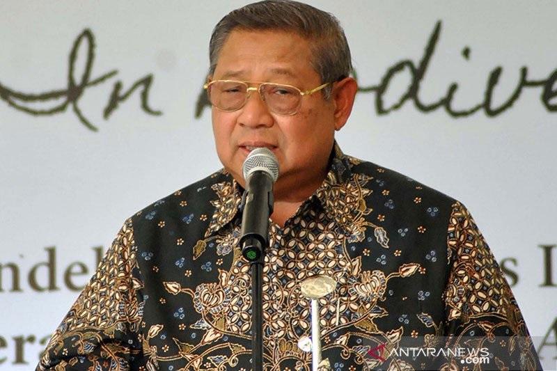 Diam-diam Strategi SBY Terbongkar, Kubu Moeldoko Lakukan Hal ini ( foto:Antara/Arif Firmansyah)