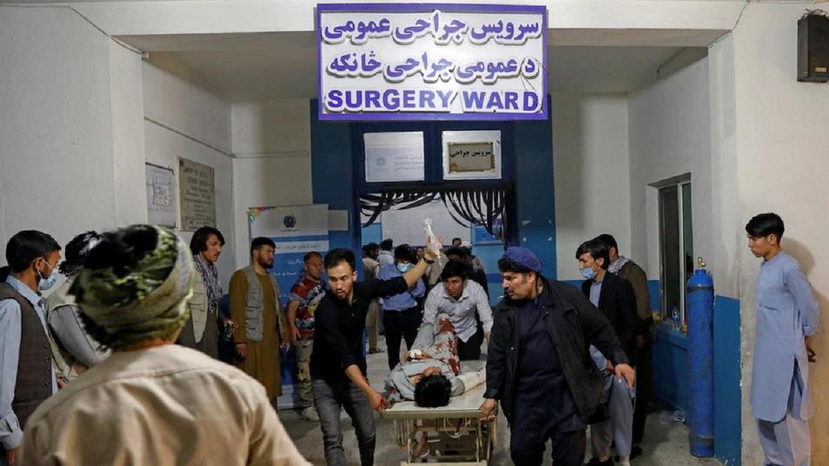 Afghanistan Mencekam, Lusinan Orang pun Tewas Mengenaskan (foto: reuters)