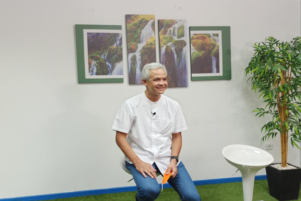 Jika 2 Tokoh Ini Turun Tangan, Ganjar Pranowo Bisa Dipinang ( foto: Andi GenPI.co)