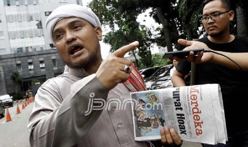Loyalis Habib Rizieq Skakmat Kapolri Listyo Sigit, Alasannya Maut ( foto: JPNN.com)