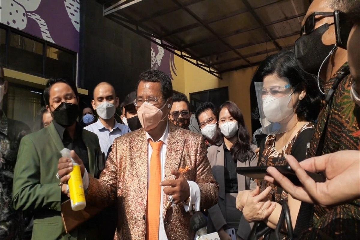 Bantah Isu Selingkuh, Desiree Tarigan Lakukan ini, Mencengangkan! ( Foto: Langgeng/GenPI)
