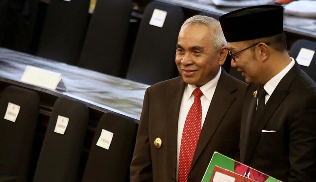 Pengakuan Isran Noor Menggelegar, Sebut Jokowi Akan Masuk Surga ( foto: JPNN)