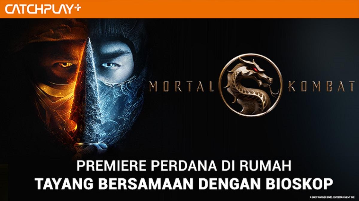 Mortal Kombat Premier Perdana di Rumah via CATCHPLAY+ (foto: PR CATCHPLAY+)