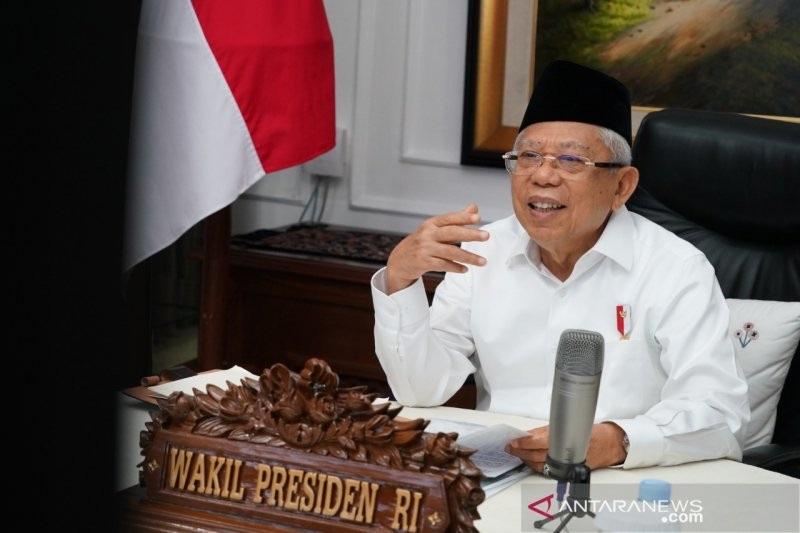 Kinerja Ma'aruf Amin Rendah, Jubir: Namanya Ban Serep!