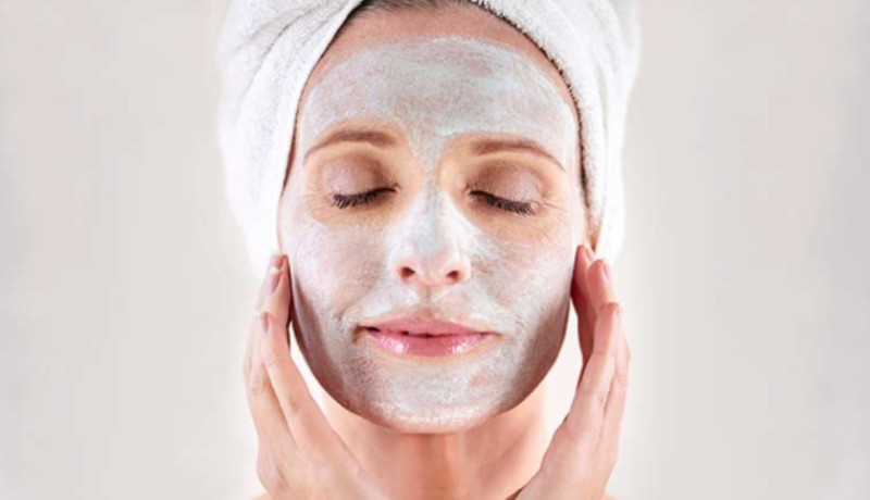 Rutin Pakai Masker Bayam, Kulit Bisa Semulus Bidadari ( foto: Pixabay)
