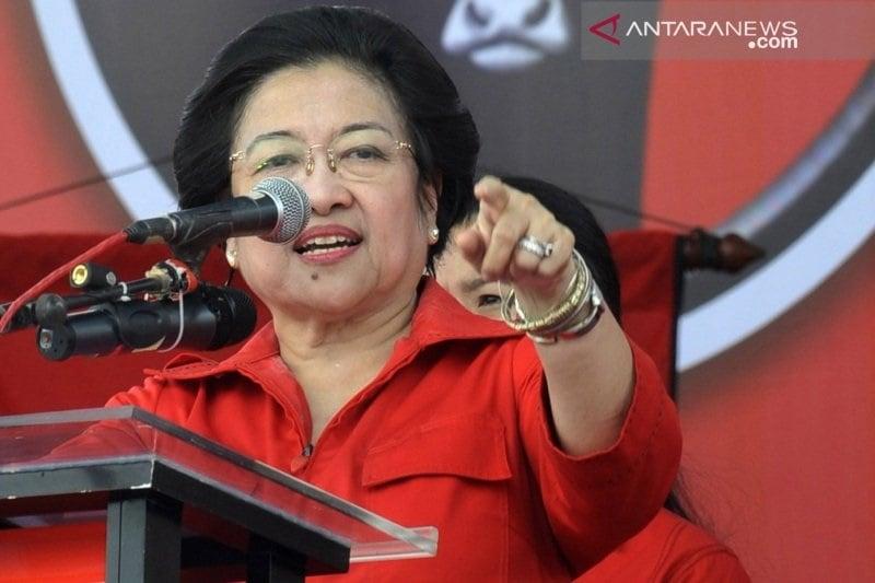 Megawati Membara, Partainya Kuasai Ibukota, Menghujam Nurani (Foto: Dok Antara)