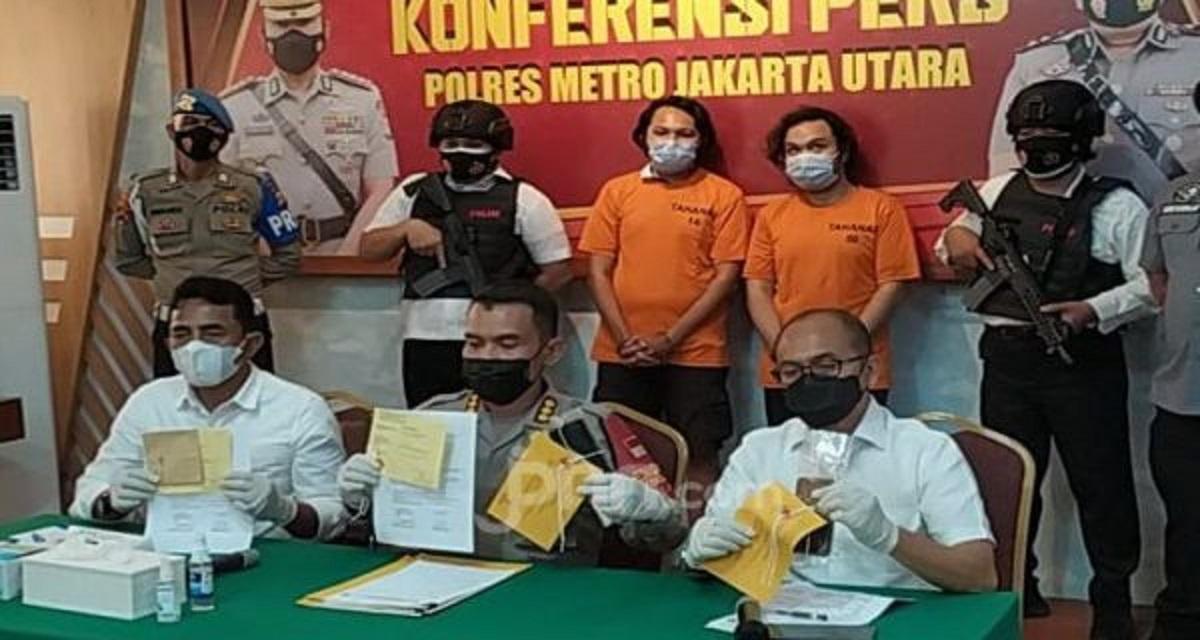 Polisi Bongkar Kasus Narkoba Daniel Mardhany, Seret Mantan Drummer Deadsquad (Foto: Firda Junita/JPNN)