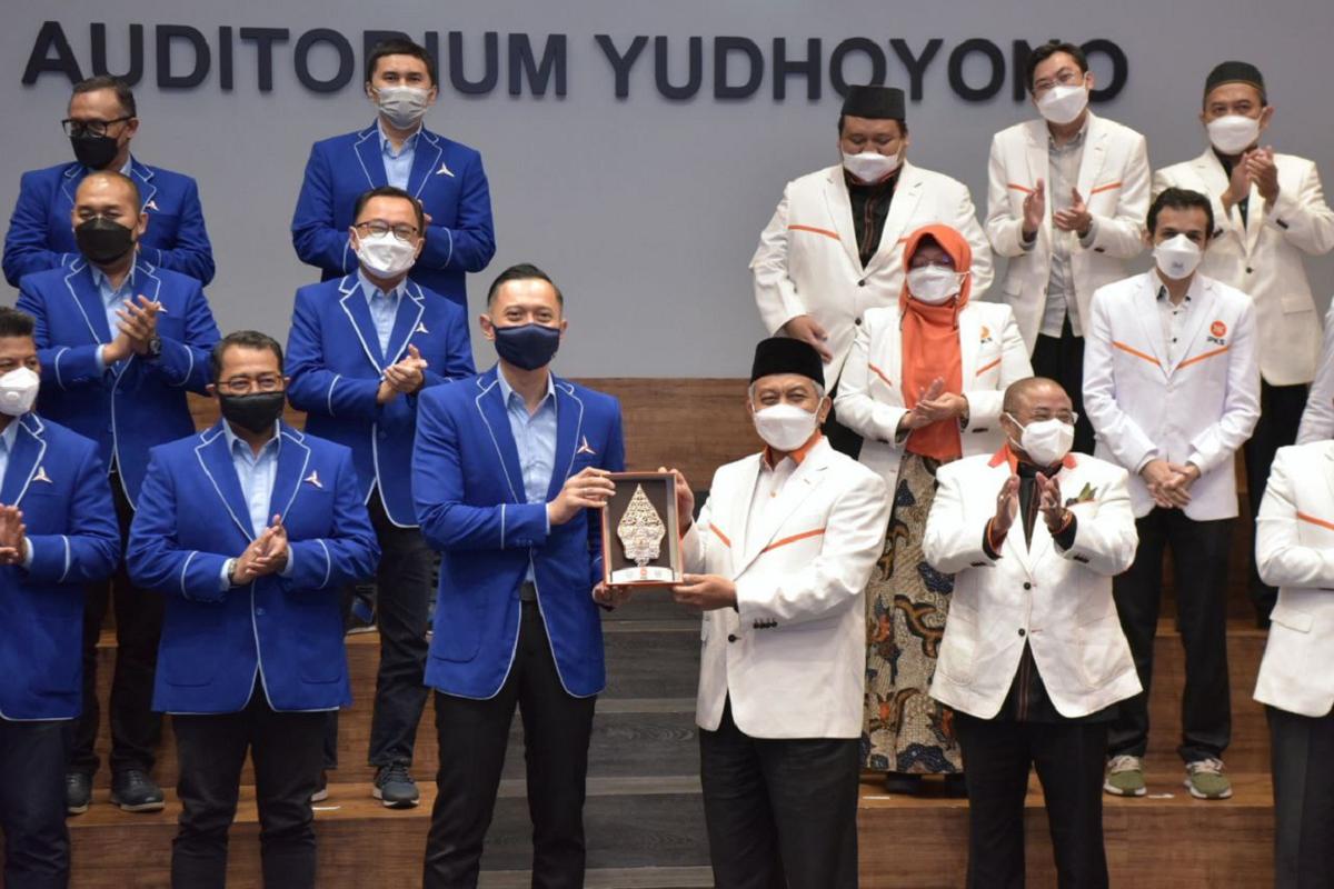 Pakar Top Blak-blakan Soal Pertemuan Demokrat & PKS, Bikin Kaget! ( foto: PKS)