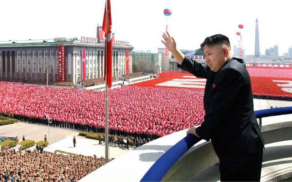 Kim Jong un. Foto: AFP