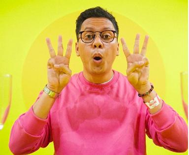 Influencer Arief Muhammad (Sumber foto: Instagram)