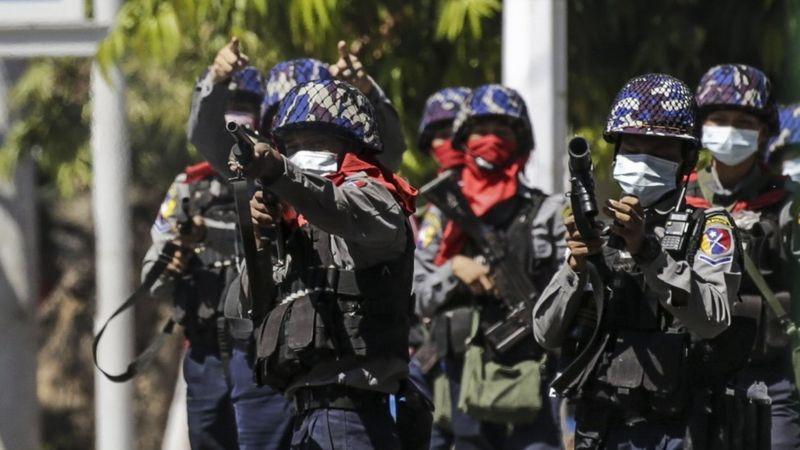 Cakar DK-PBB Menancap di Myanmar, Junta Militer Bisa Gemetaran