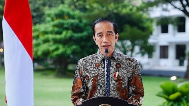 Presiden Joko Widodo (ANTARA/HO-Biro Pers Sekretarian Presiden)