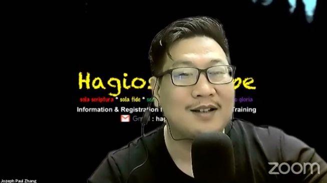 Jozeph Paul Zhang. Foto: YouTube