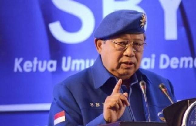 Susilo Bambang Yudhoyono (SBY). (antaranews/cc))