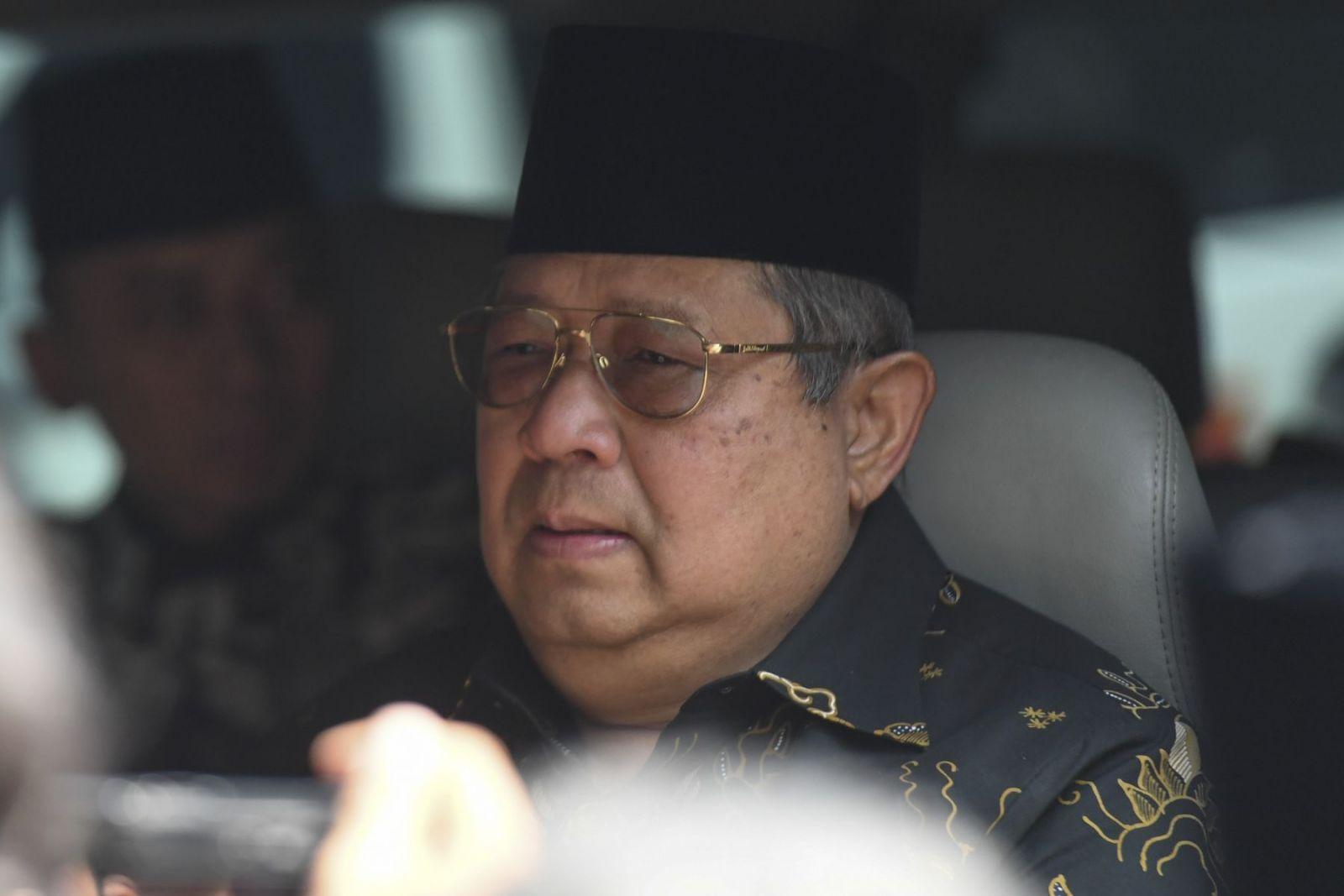 Susilo Bambang Yudhoyono (SBY). Foto: ANTARA/Hafidz Mubarak A