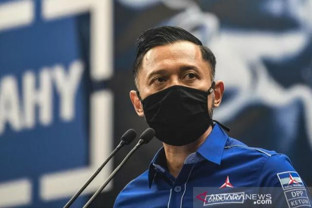 Saiful Mujani Sebut Alarm Bahaya di Demokrat, Seperti Apa?