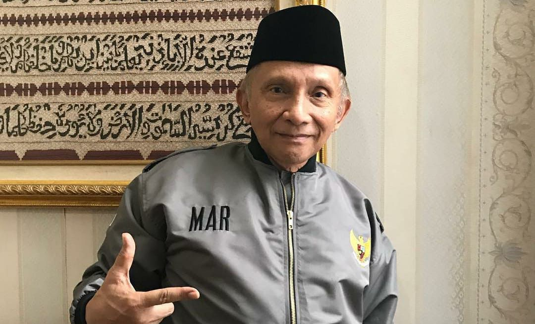 Amien Rais Blak-blakan ke Jokowi, Tewasnya 6 Laskar FPI Bikin...