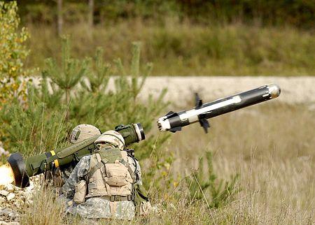 Ilustrasi anti tank guided missile. Foto: wikipedia