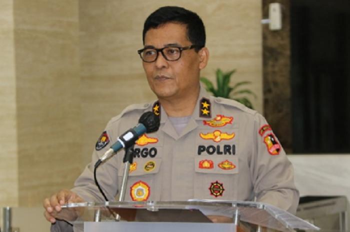 Kepala Divisi Humas Polri Irjen Pol Raden Prabowo Argo Yuwono. /Dok. humas.polri.go.id/