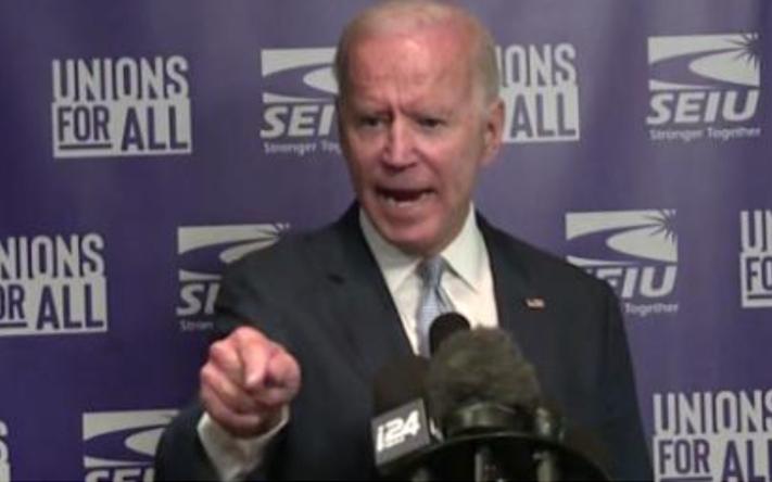 Joe Biden. Foto: YouTube