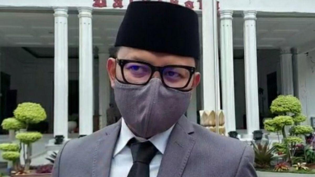 Wali Kota Bogor Bima Arya Sugiarto (ANTARA/tss)