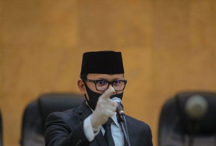 WALI Kota Kota Bogor Bima Arya Sugiarto. Foto: RIZA HARAHAP/ANTARA