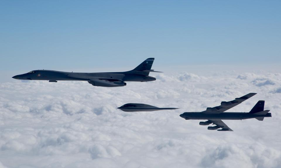 Bomber Siluman Amerika dan Israel Bikin Iran Jumpalitan