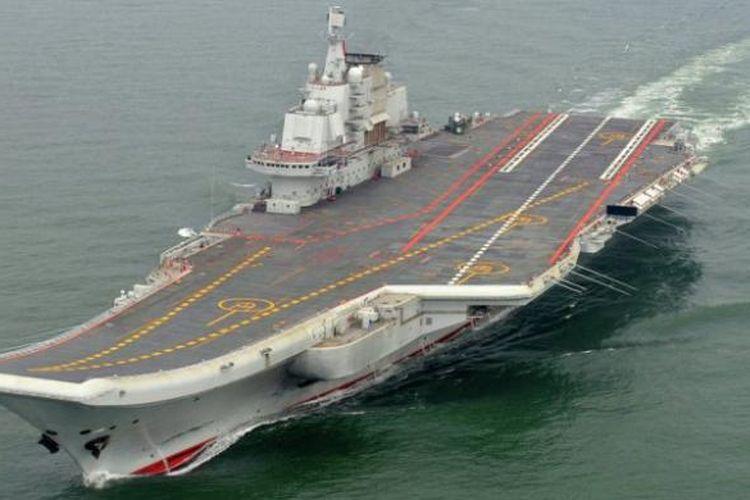 Kapal Induk China Gahar Banget! Dunia Bisa Dibikin Ambyar