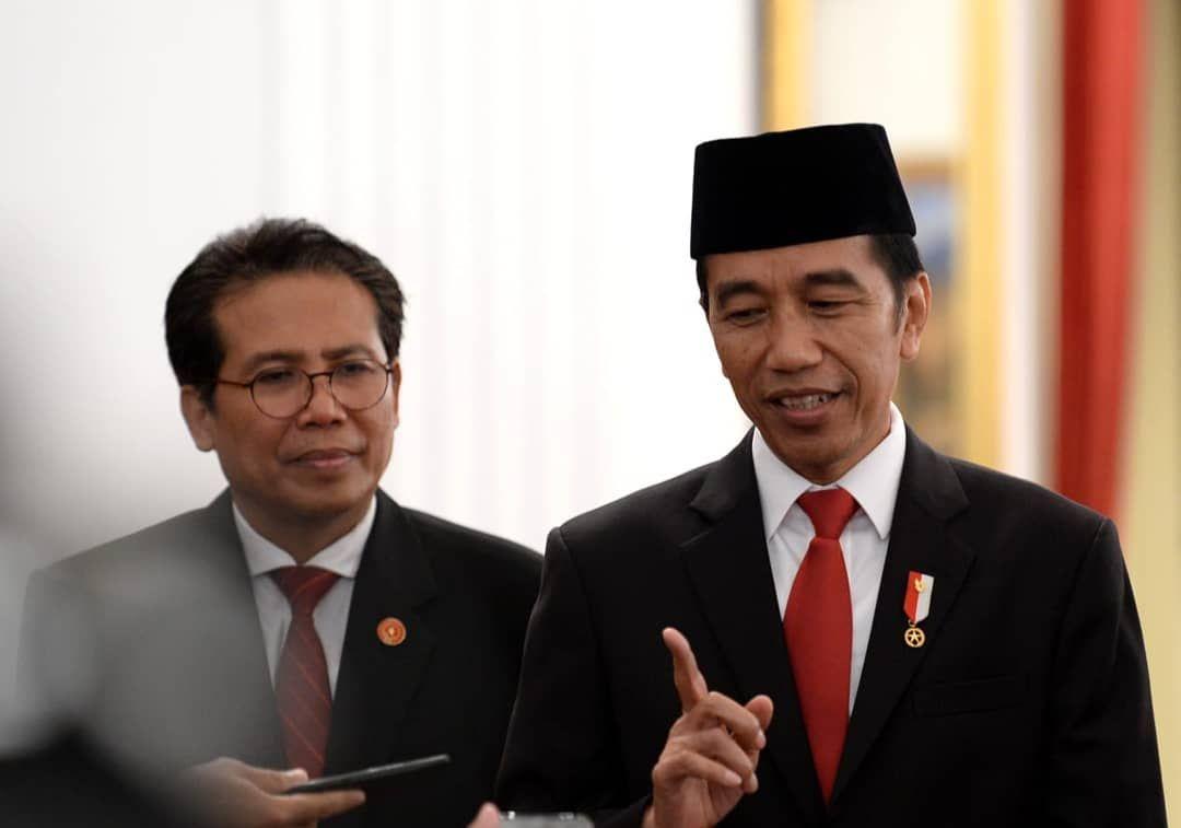 Jubir Jokowi Bocorkan Reshuffle, Kepastiannya Ternyata...
