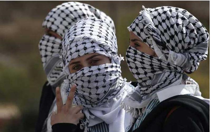 ilustrasi intifada. Foto: al jazeera