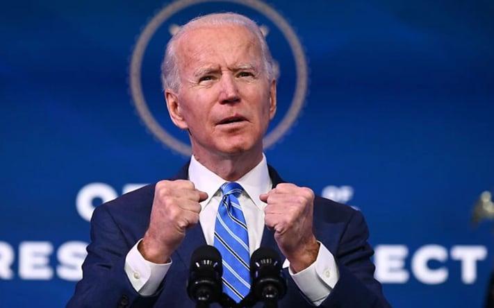 Katanya Joe Biden Garang, Sama Tokoh Ini Takutnya Ampun ampunan