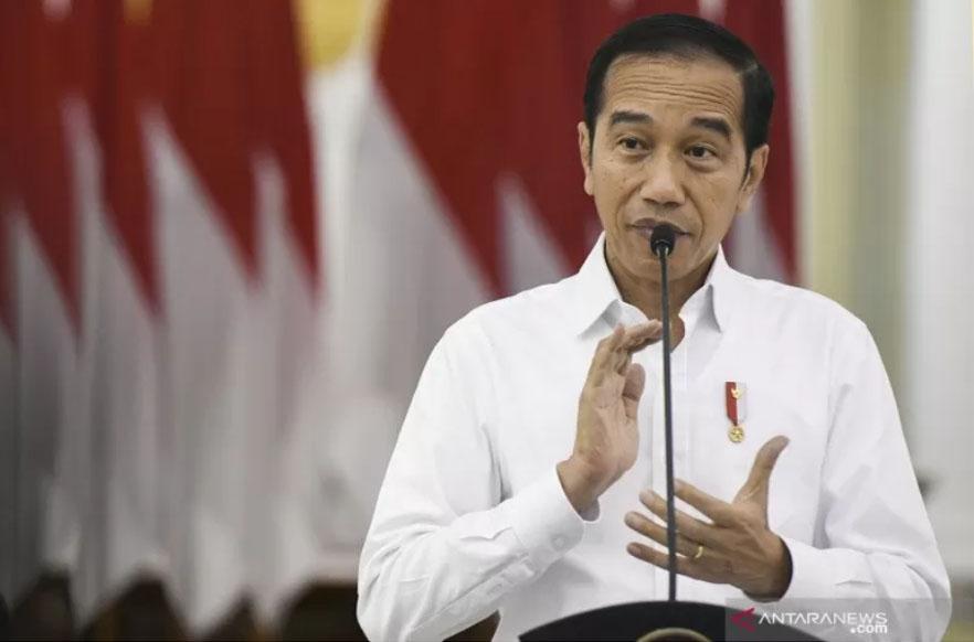 Simbol Kekuatan Jokowi Tak Main-main, Reshuffle Bakal...