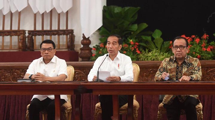 Jenderal dan Orang Kuat Jokowi Disomasi, Pemicunya Sepele Banget