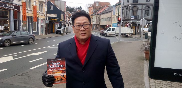 Jozeph Paul Zhang. Foto Facebook