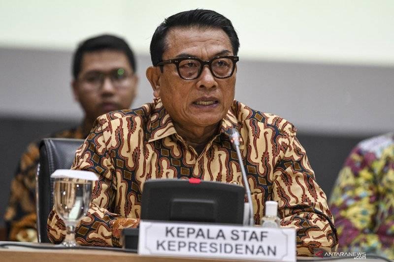 Menteri M Tak Aman, Katanya Bakal di Reshuffle