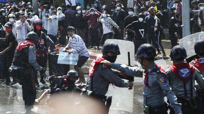 Junta Myanmar Nggak Ada Takutnya, Disanksi Malah…