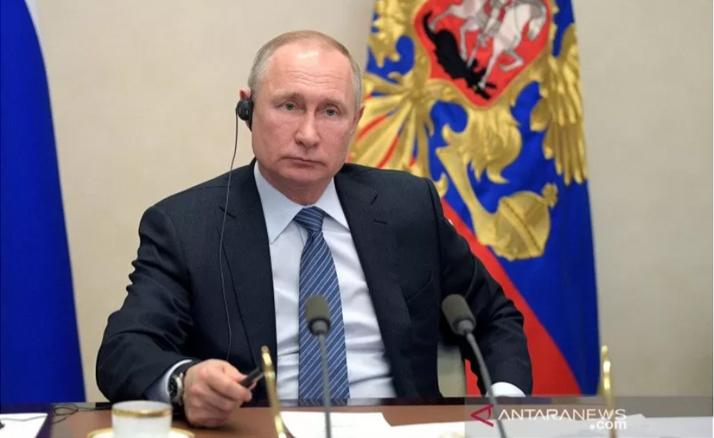 Vladimir Putin. Foto: Reuters/Maxim Shemetov