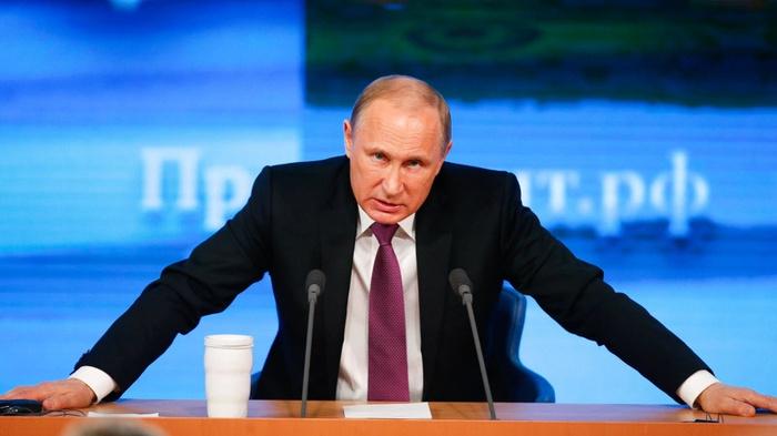 Presiden Rusia Vladimir Putin. ANTARA FOTO/REUTERS/Maxim Zmeyev