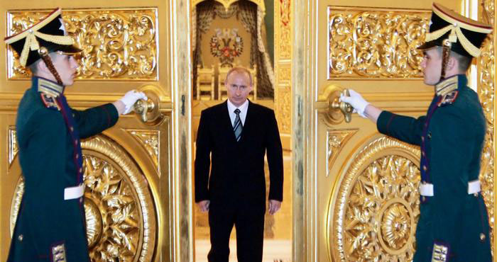 Presiden Rusia Vladimir Putin.Foto: AFP