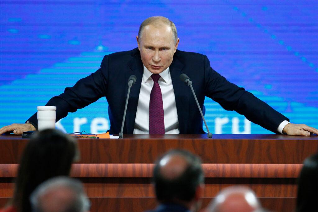 Hina Rudal Maut Rusia, Putin Siapkan Pembalasan yang Periih