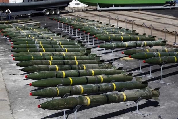 Rudal Hamas yang ditembakkan tiap 10 menit ke arah Israel. Foto: military