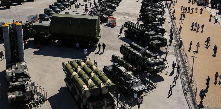 Ilustrasi: Mesin perang gahar Rusia. Foto: dfnc.ru