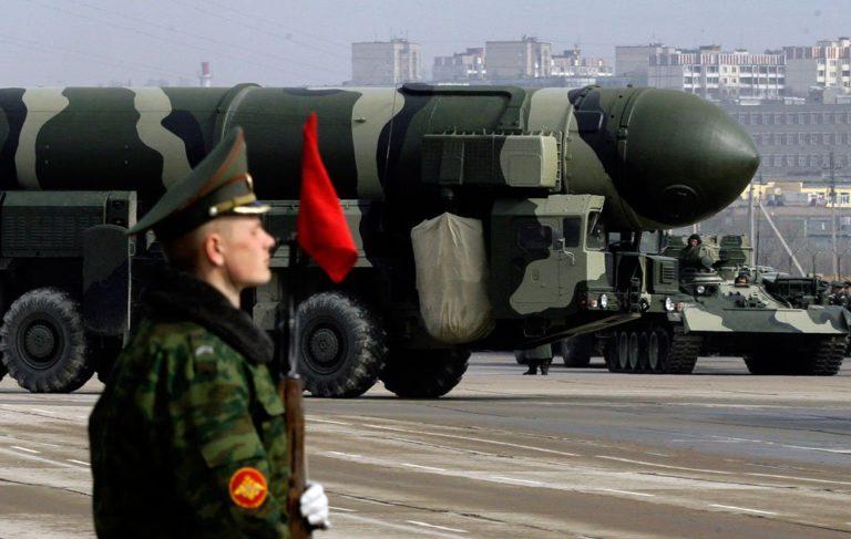 Nuklir Rusia Diparkir, Pasukan Pencabut Nyawa Ukraina Jadi Mikir