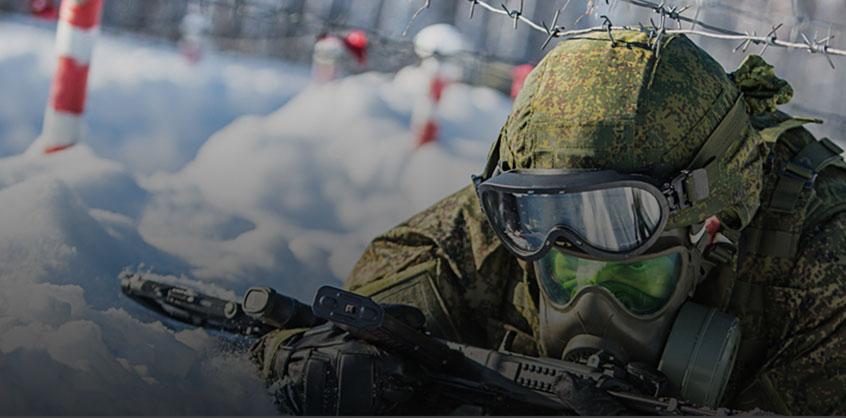 Ilustrasi Pasukan elite Rusia. Foto: military